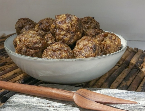 Schielke Farm Meatballs